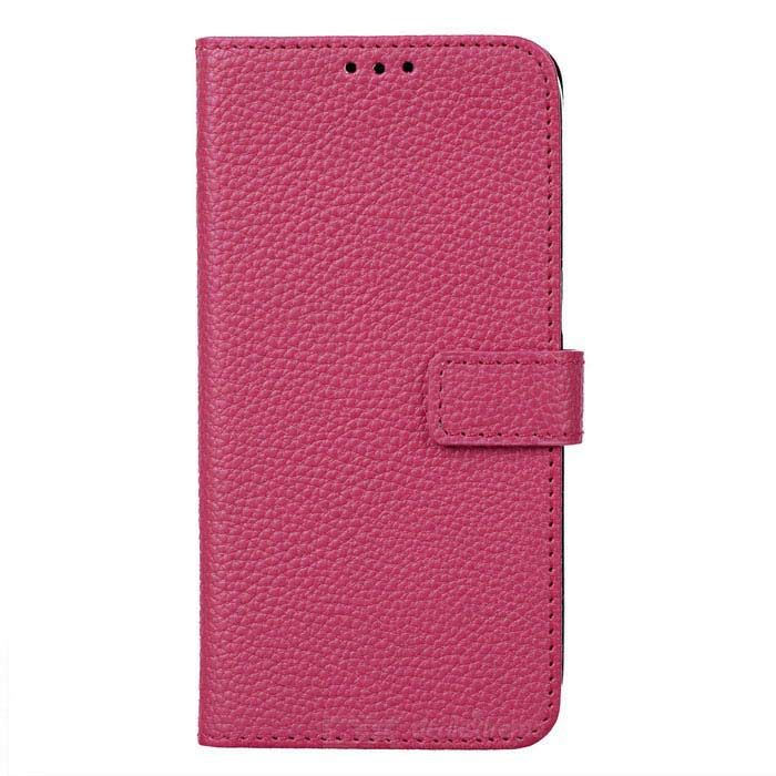 PU Leather Case w/ Holder Card Slot for Samsung Galaxy S7