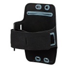 Outdoor Sports Jogging Arm Band Case for Samsung Galaxy S7 - Black