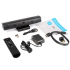 HD6R Android Google TV Player avec 2 Go de RAM, 16 Go ROM - Noir (US Plugs)