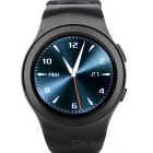 "NO.1 G3 SIM/TF Card Supported Smart Watch Phone w/ 1.3"" IPS - Black"