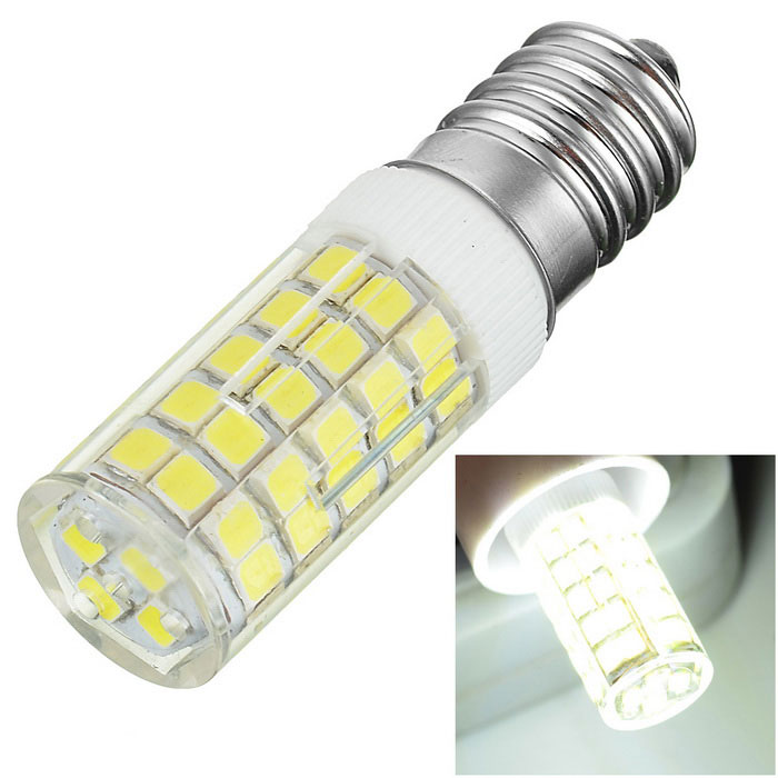 Marsing E14 6W Cold White/warm white  Light LED Bulb - White + Yellow (AC220240V)
