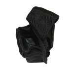 M5 Outdoor Flashlight Carrying Bag - Black