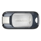 SanDisk Ultra USB Type-CTM 32GB Flash Drive - Transparent Grey