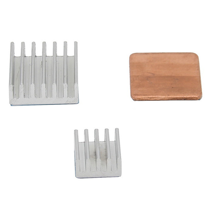 Buy Cooling Solution B Heat Sink for Raspberry Pi 3 Model B / 2B / B+ with Litecoins with Free Shipping on Gipsybee.com