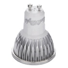 Lampe LED HotOWLight GU10 4W LED Hot Lampe-Argent (AC 85-265V)