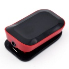 KYTO HRM-2935 KYTO Ear-clip Sensor Heart Rate Detector - Black + Red