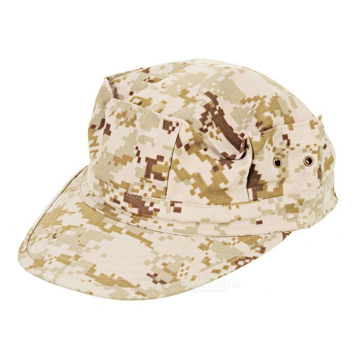 Outdoor Sports Cotton Cap - ACU Camouflage