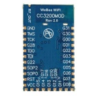 Webee TI CC3200 module wi-fi support smartconfig wechat airkiss