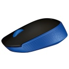 Genuine Logitech M171 Wireless Gaming Mouse w/ Receiver - Black + Blue