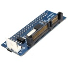 DIEWU 3.5'' IDE Hard Drive To SATA Bi-Directional Adapter Card - Blue