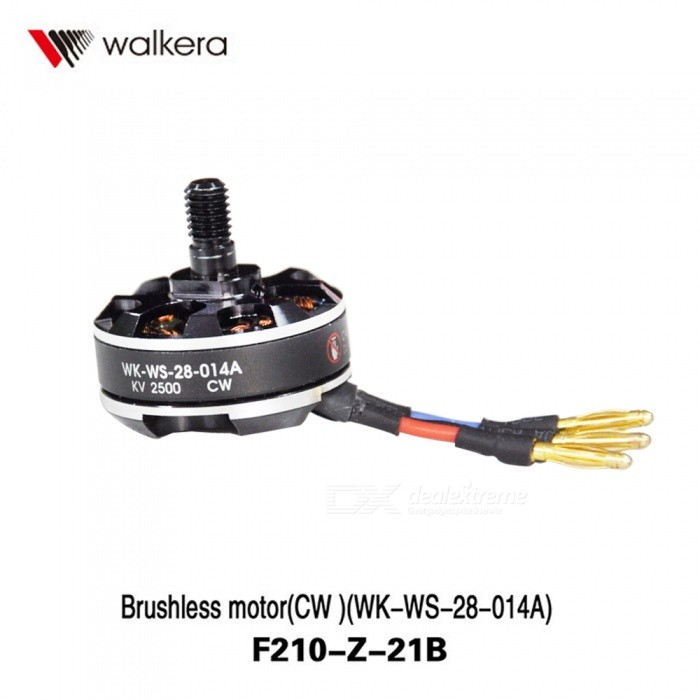Walkera F210 Spare Part F210-Z-21B CW Brushless Motor WK-WS-28-014A