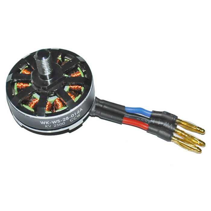 Walkera F210 Spare Part F210-Z-22 CCW Brushless Motor WK-WS-28-014AOther Accessories for R/C Toys<br>Form  ColorBlackish GoldenModelF210-Z-22MaterialMetalQuantity1 DX.PCM.Model.AttributeModel.UnitCompatible ModelF210Packing List1*2500KV CCW Brushless Motor<br>