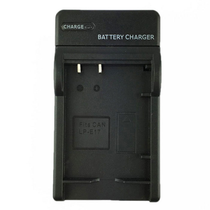 LPE17 Digital Camera Battery Charger - Black (US Plug)