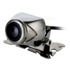 A03 Universal External Fish Mouth Shape Car Rearview Camera - Black