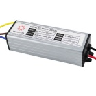 30W IP67 Waterproof Outdoor LED Power Driver - Silver + Black