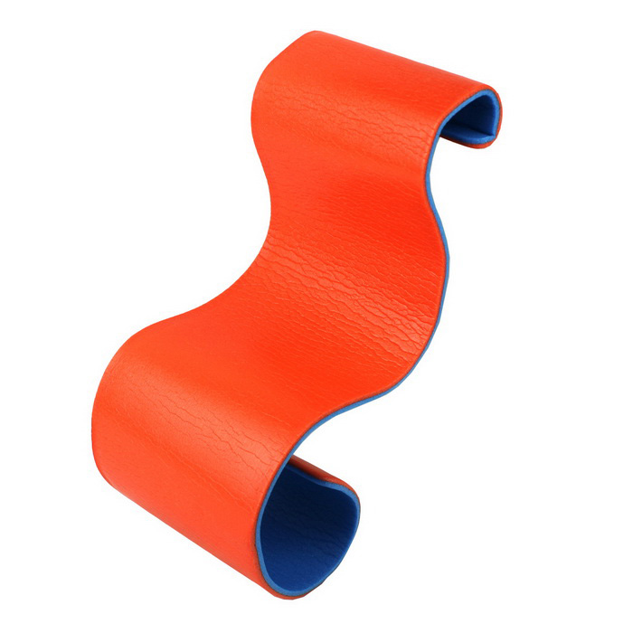 First Aid Macromolecule Roll Type Splint Bandage - Orange + Blue