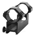 L3007 30mm Dual Rings Gun Sight Sovelluslaite M4A1 - musta