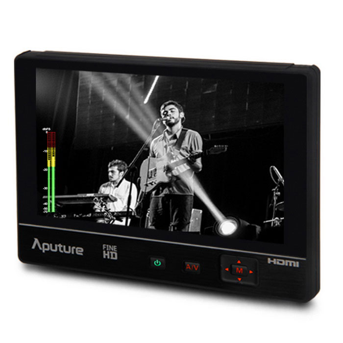 "Aputure VS-2 FineHD Professional 1920*1200 7"" Field Monitor (EU plug)"