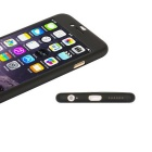 Ultra Thin PC Skyddsfodral till IPHONE 6 PLUS / 6S PLUS - Svart
