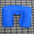 3in1 Sleeping Eye Mask + Ear Plug + U-muotoinen tyyny - Sininen + Musta