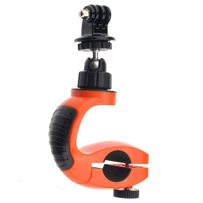 Motorcycle Bike Handlebar Mount Holder for Camera/ Gopro Hero 3+ 3 2 1