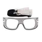 SCREW 3501C2 Koripallo Glasses suojalasit - Transparent Grey