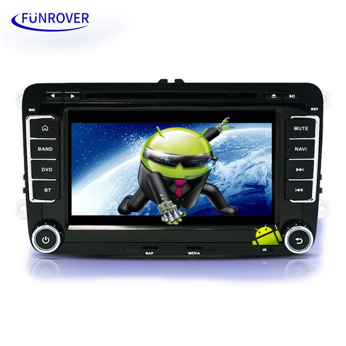 LV001 7 2 Din HD Android Car DVD Player With GPS Bluetooth