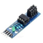 AT24C02 Datalagringsmodul / EEPROM-modul for Arduino - Blå