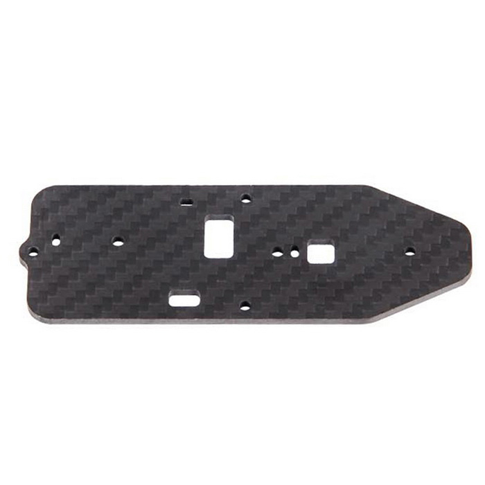 Walkera F210 Spare Part F210-Z-06 Soleplate B Carbon Fiber for F210