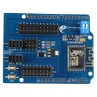 ESP12E Shield Board ESP8266 Web Sever Serial Wi-Fi Expansion Board