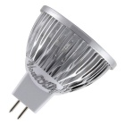 youoklight MR16 4W dimmerabile faretto a 4 LED bianco freddo (DC 12V / 6PCS)