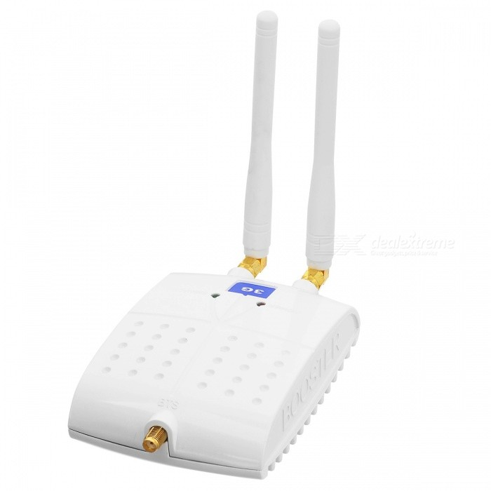 W-CDMA 2100MHz 3G Mobile Phone Signal Booster - White