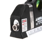 JY-03 8ft (2,5m) Measuring Tape Laser Level Pro3 di misura
