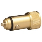 Vkworld C102 2 USB portit autolaturi - Golden