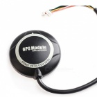 72-Channel U-blox M8 Engine GPS Module for FPV Multicopter - Black