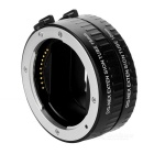 10 mm + 16 mm AF Auto Focus Macro Extension Tube Set pro Sony NEX