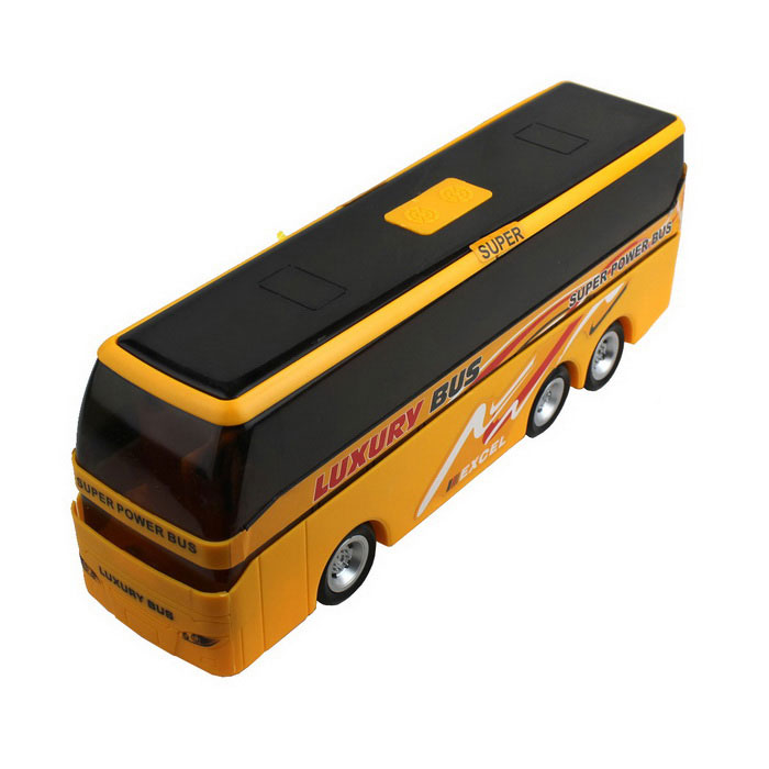 Electric Double-Deck Music Bus w/ 3D Cool Light - Black + MulticolorOther Toys<br>Form  ColorBlack + MulticolorMaterialPlasticQuantity1 DX.PCM.Model.AttributeModel.UnitSuitable Age 3-4 years,5-7 years,8-11 yearsOther Features3*AA batteries, not includedPacking List1*Bus<br>