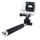 ourspop GP-K01 24-in-1 sports kamera kit for gopro hero - svart
