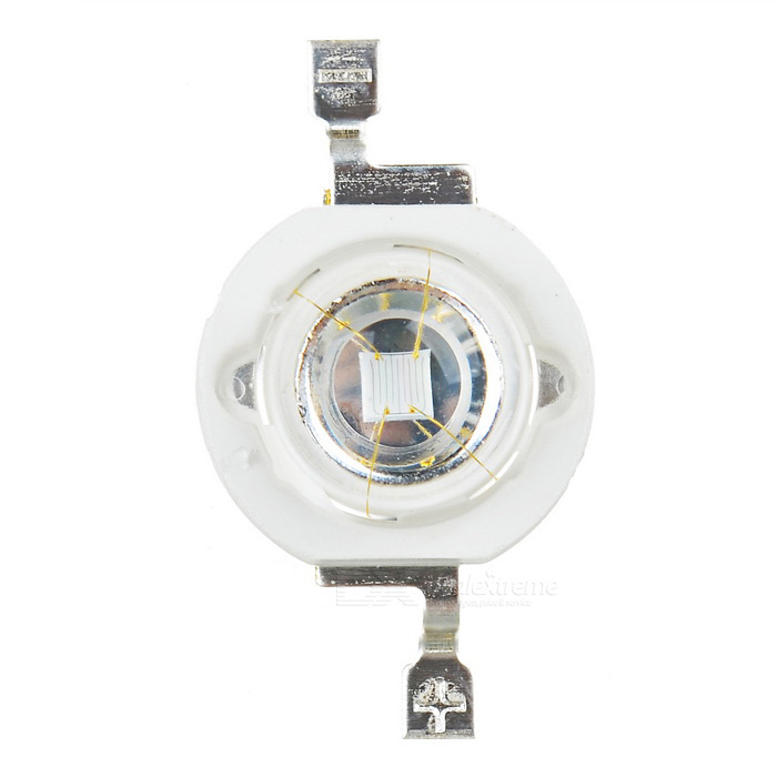High Powered 1W UV LED Emitter - White + SilverLED Emitters<br>Quantity1 DX.PCM.Model.AttributeModel.UnitForm  ColorWhite + Grey + Multi-ColoredMaterialN/AEmitter BrandOthers,N/ALED TypeOthers,N/AEmitter BINothers,N/AColor BINOthers,N/AColor TemperatureN/AInput VoltageN/A DX.PCM.Model.AttributeModel.UnitOutput PowerN/A DX.PCM.Model.AttributeModel.UnitDriving CurrentN/AActual LumensN/A DX.PCM.Model.AttributeModel.UnitPacking List1 x Emitter<br>