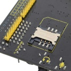 Keyestudio SIM900 GSM Shield Wireless Module Expansion Board - Yellow