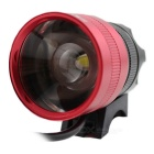KINFIRE T6 AS10 XML LED Blanc Froid Vélos Light w / 4 * 18650 batterie