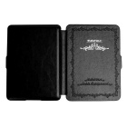 "Classic Auto Sleep kotelo Amazon Kindle 6 ""- Musta"