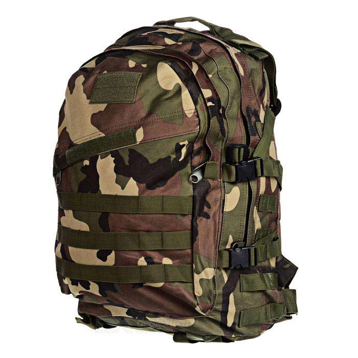 Buy CTSmart BL006 Outdoor Tactical Backpack - Multicam Tropic (40L) with Litecoins with Free Shipping on Gipsybee.com