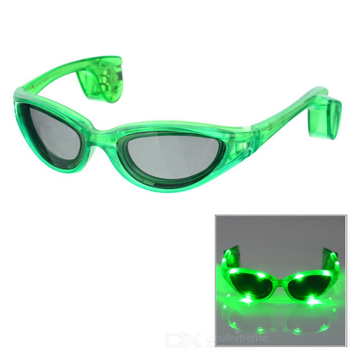 LED Light Glowing Eyeglasses Holiday Gift