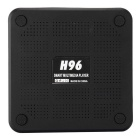 H96 quad-core Android 5.1 1080P 4K TV box il giocatore - nero (spina di UE)