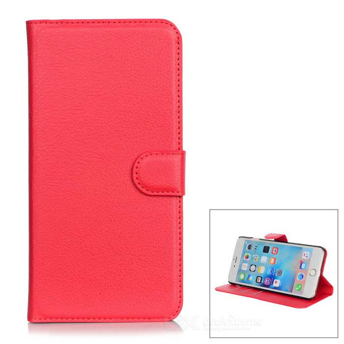 Lichee Pattern Protective Case for Iphone 6 Plus / 6S Plus