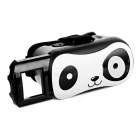 "Novelty Virtual Reality 3D Glasses for 4.7 ~ 6.1"" Phone - Black +White"