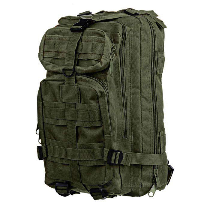 CTSmart BL008 Outdoor Sports Oxford Backpack - Army Green (30L)Form  ColorArmy GreenBrandOthers,Others,CTSmartModelBL008Quantity1 DX.PCM.Model.AttributeModel.UnitMaterialOxford fabricTypeHiking &amp; CampingGear Capacity30 DX.PCM.Model.AttributeModel.UnitCapacity Range20L~40LNumber of exterior pockets2Raincover includedNoBest UseClimbing,Family &amp; car camping,Mountaineering,Travel,CyclingTypeInternal Frame BackpacksCertificationCEPacking List1 * Backpack<br>