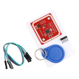 PN532 NFC Near Field Communication RFID V3 Module - Red + Blue