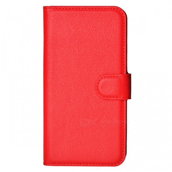 Litchi Grain PU Case w/ Stand for Samsung Galaxy S5 - Watermelon RedLeather Cases<br>Form  ColorWatermelon RedModel-MaterialPU LeatherQuantity1 DX.PCM.Model.AttributeModel.UnitShade Of ColorRedCompatible ModelsSamsung Galaxy S5FeaturesAnti-slip,Dust-proof,Abrasion resistance,Easy-to-remove,Holder functionPacking List1 * Case<br>